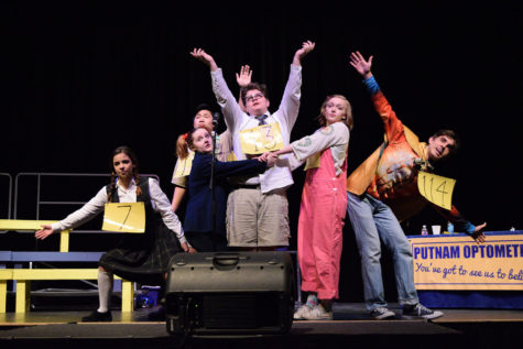 Relive the spring musical and all of it's hysteria