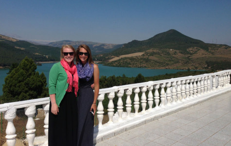 Two seniors venture to Europe on summer mission trip