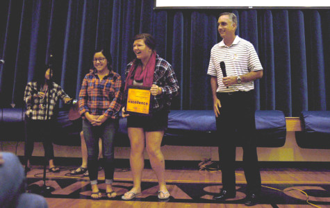 Yearbook wins Walsworth award