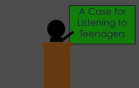 A case for listening to teenagers
