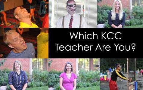 Quiz: Which KCC teacher are you?