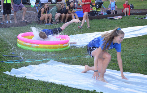 Stuco's fall event ends up a splashing success