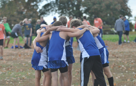 Cross country boys finish third in Regionals, move on to State