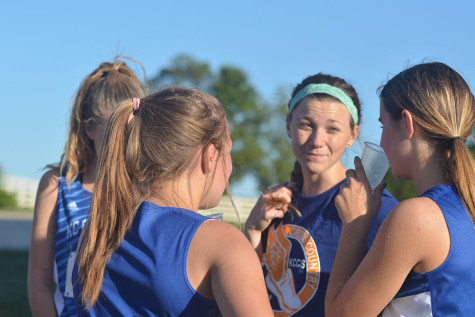 Girls Tennis and Girls Cross Country take state