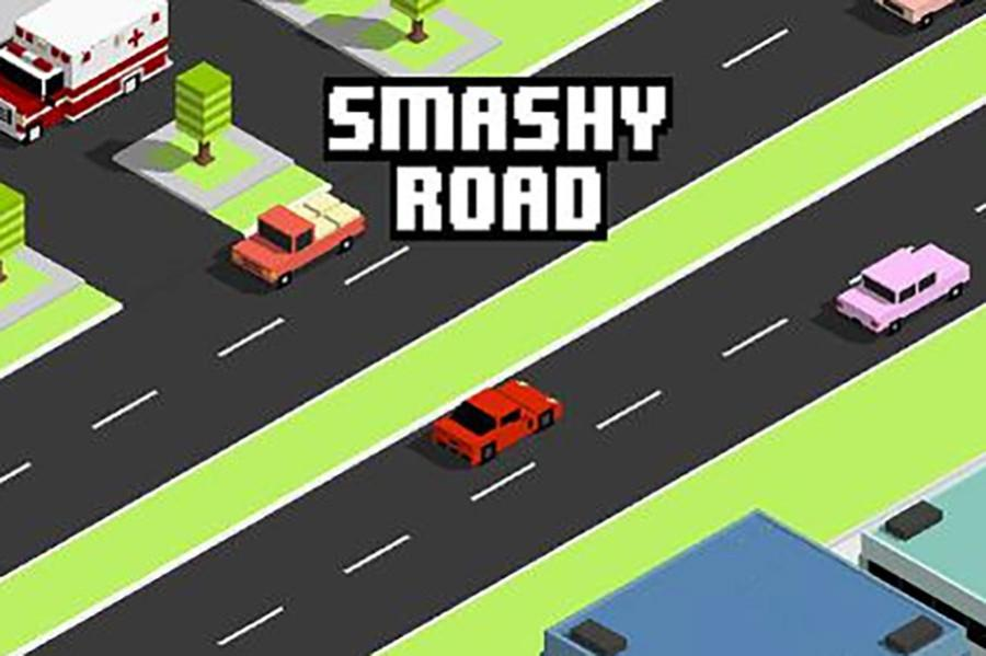 App of the Month: Smashy Road
