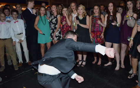 Students dance the night away at KCC's first ever official homecoming