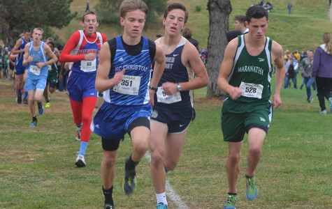 Boys cross country team takes 11th at State