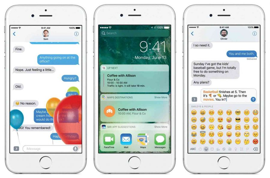 Review: iOS 10