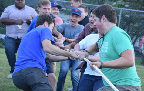 Booster Club hosts first Campfire on Campus