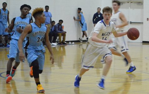 High school boys basketball begin their season with high expectations