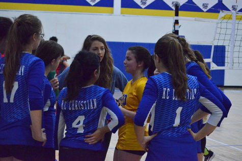 Volleyball team loses to Barstow 25-18