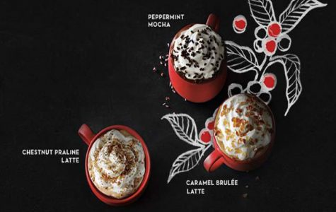 Review: Starbucks holiday drinks