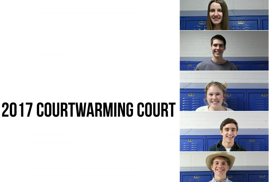 Meet your 2017 Courtwarming King and Queen nominees