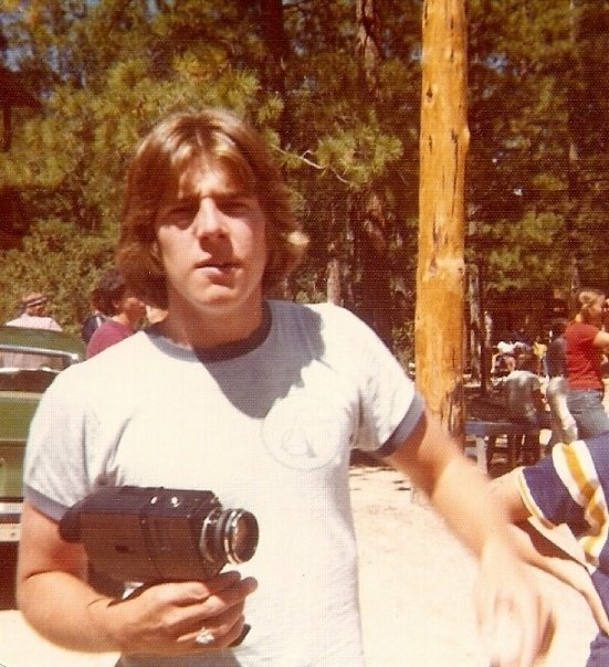 Mr.+Johnson+with+a+video+camera+in+high+school.