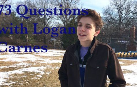 73 Questions with Logan Carnes