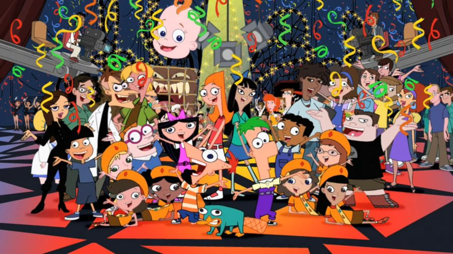 Quiz: What Character from Phineas and Ferb are you?