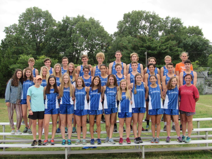 Cross Country team earns Conference championship