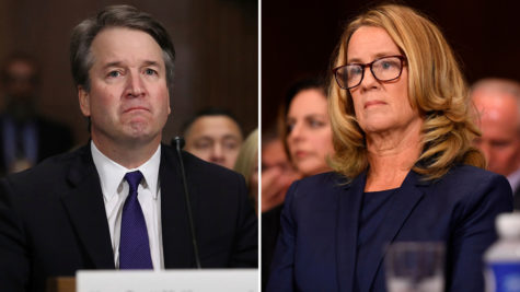The public opinion on Brett Kavanaugh