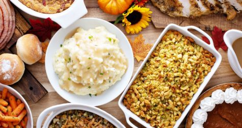 Which Thanksgiving food are you?