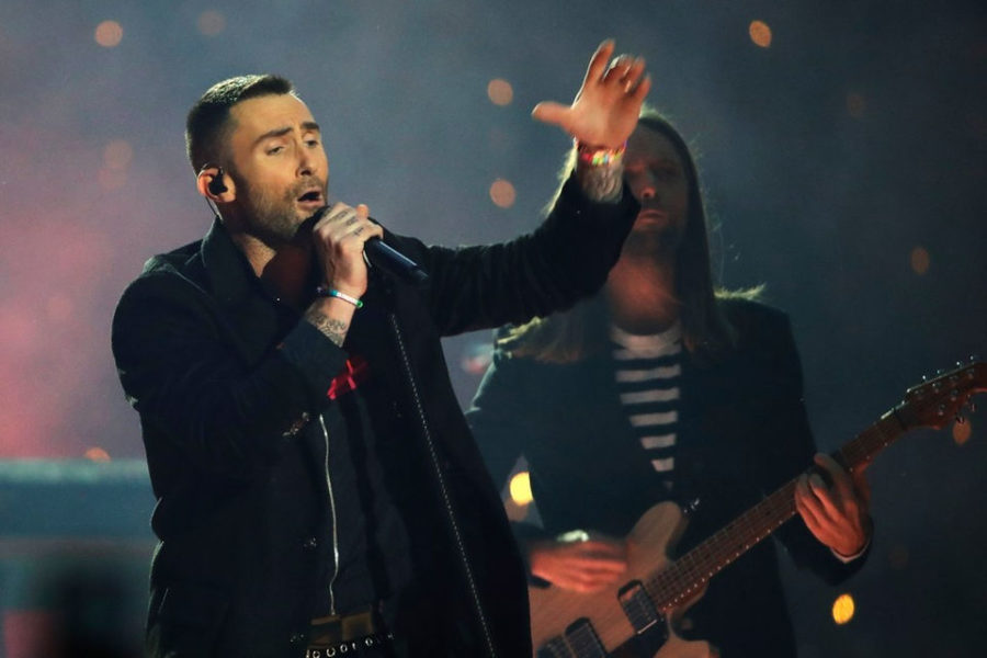 Review: Maroon 5 Halftime Show